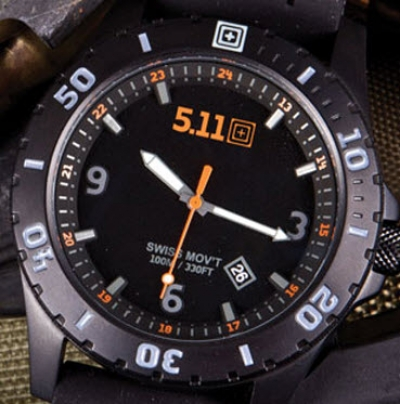 5.11 Tactical Series Uhr Sentinel