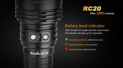 FENIX RC20 (Akkulampe)