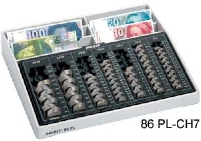 Kasseneinsatz  86 PL-CH-7