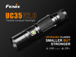 FENIX UC35 V2.0 (Akkulampe mit USB)