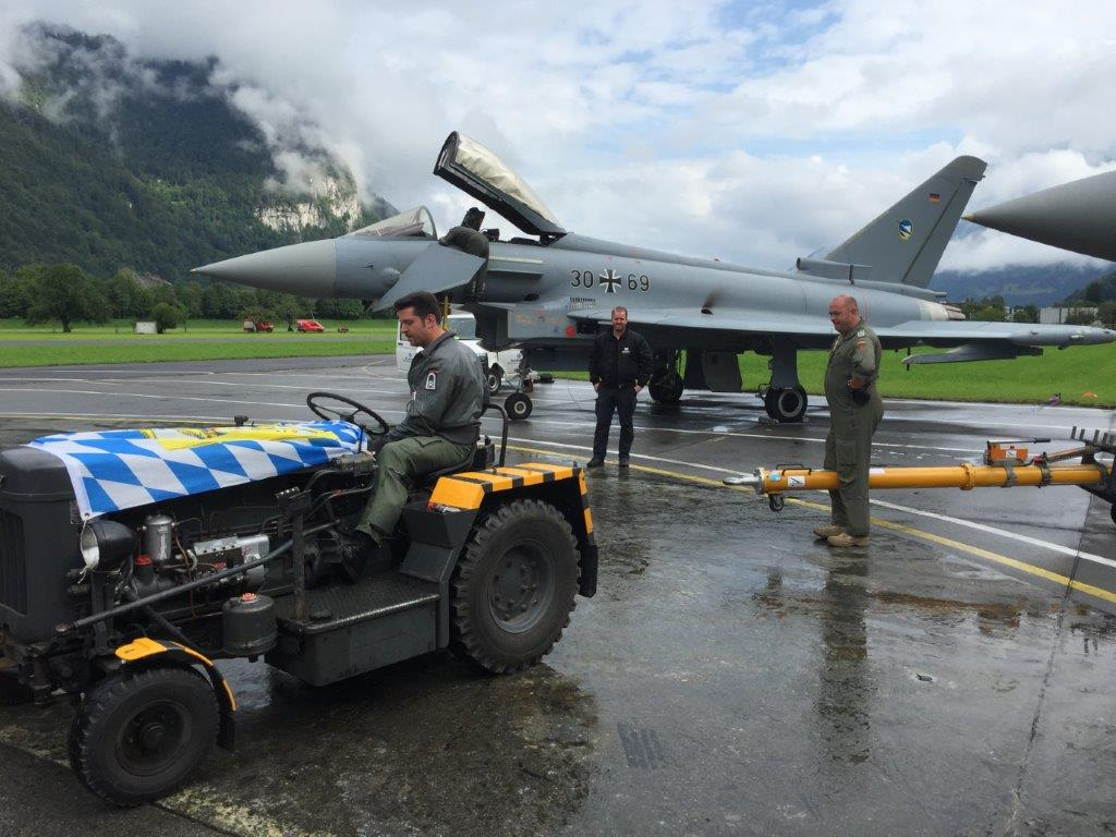 EventWorkers Eurofighter