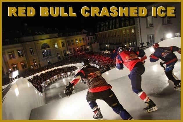 EventWorkers Redbull Crashed Ice 1