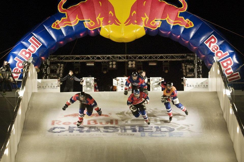 EventWorkers Redbull Crashed Ice 3